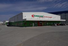 Commercial hall for Eurocash